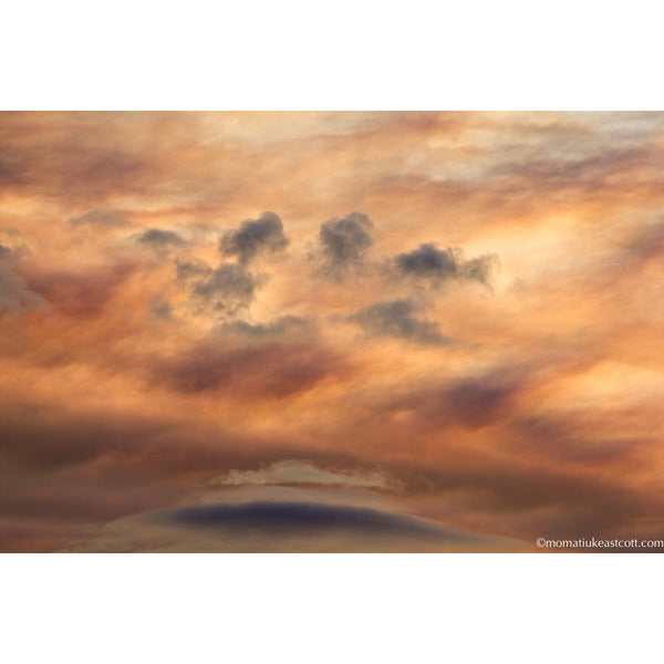 "Fine Art Cloud Photography: ""Forest Fire Clouds"" - Photography - Shop Nectar - 1"