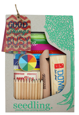 Good Things for Busy People Activity Kit - Games - Shop Nectar - 2