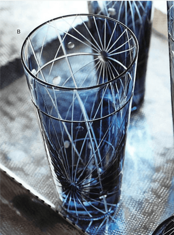Roost Celestial Glassware - assorted-styles, etched glass, etched glassware, Gift, gifts-for-her, gifts-for-him, gifts-for-the-bridesmaids, gifts-for-the-couple, glass-collections, glassware-1, kitchen-dining, new-arrivals-in-kitchen-dining, Roost, wedding-gifts