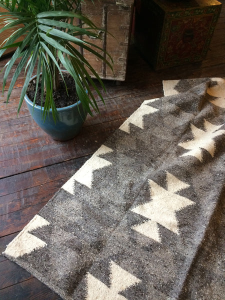 Handmade Fair Trade Wool Guatemalan Rug by Meso