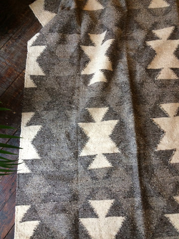 Handmade Fair Trade Wool Guatemalan Rug by Meso - accent-details, assorted-styles, decor, fair-trade, Guatemala, Hand Woven, rugs-runners