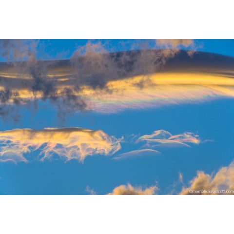 "Fine Art Cloud Photography: ""Ice Clouds"" - art, cloud, clouds, cloudscape, cloudscapes, decor, fine art, local, local artist, local artists, Photograph, photographs, photography, wall art"
