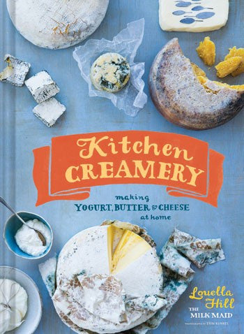 Kitchen Creamery - Cookbooks - Shop Nectar