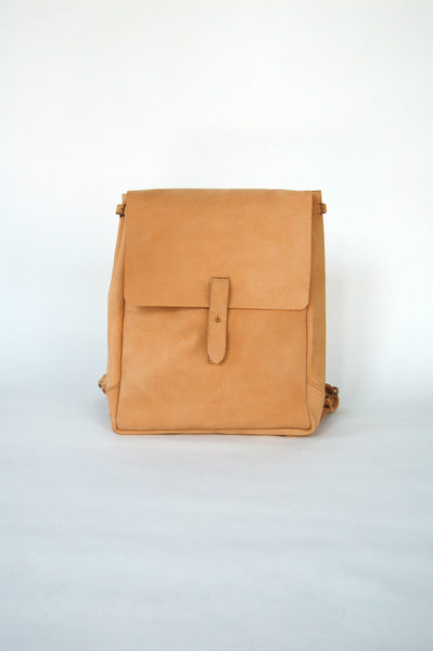 Meyelo Fair Trade Nubuck Backpack - Bags - Shop Nectar - 1