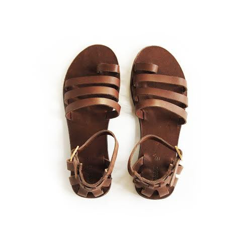 Meyelo Kili Leather Fair Trade Sandals - Sandals - Shop Nectar