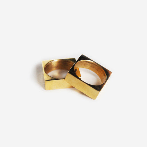 Meyelo Fair Trade Mraba Ring - Rings - Shop Nectar