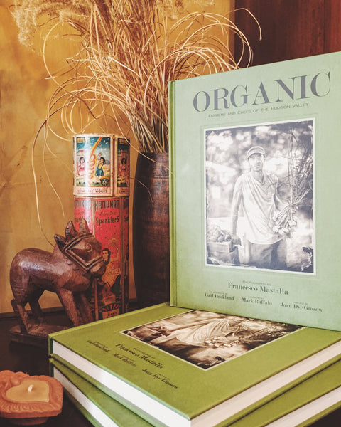 Signed Copy of Organic: Farmers and Chefs of the Hudson Valley - Coffee Table Books - Shop Nectar - 1