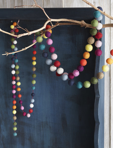 Roost Jubilee Multicolor Garland - Garland - Shop Nectar