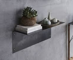 Roost Rialto Wall Shelving Collection - assorted-styles, bathroom, decor, floating-shelves, furniture, iron, kitchen-dining, metal, organizing-storage, Roost, shelving, shelving-storage, storage, vase