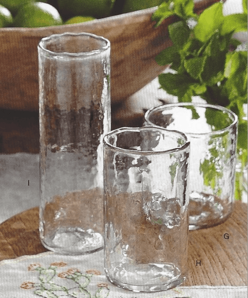Roost Ripple Glass Collection - gifts-for-her, gifts-for-him, gifts-for-the-couple, glass-collections, glassware-1, kitchen-dining, new-arrivals-in-kitchen-dining, wedding-gifts