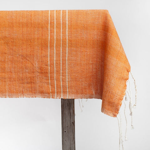 Fair Trade Colorful Fringe Tablecloth - Tablecloths - Shop Nectar - 2