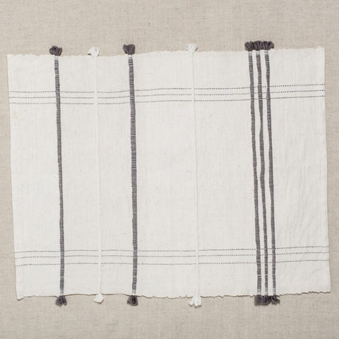 Fair Trade Ribboned Ethiopian Placemats - Placemats - Shop Nectar - 2