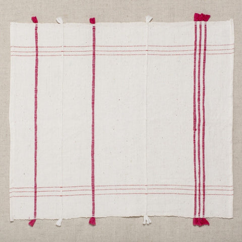 Fair Trade Ribboned Ethiopian Placemats - Placemats - Shop Nectar - 4