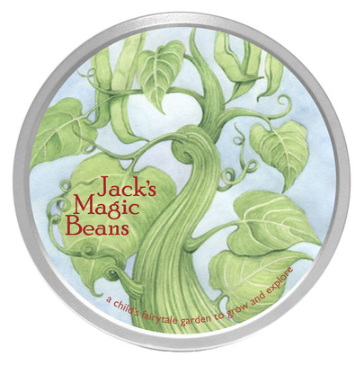 Jack's Magic Beans Garden Kit (Organic) - Activity Kits - Shop Nectar - 1