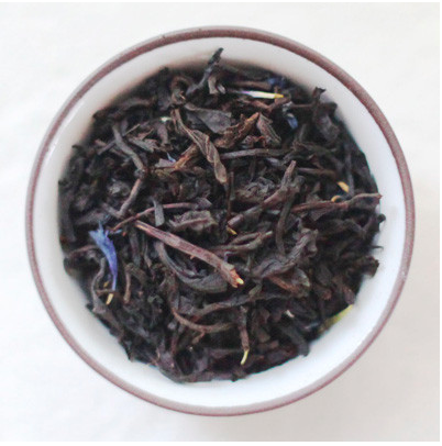 "Organic ""Earl Grey"" Loose Leaf Tea - black tea, caffeinated, coffee-teaware, Divinitea, earl grey, kitchen-dining, loose-leaf-tea, sweets-savories, tea"