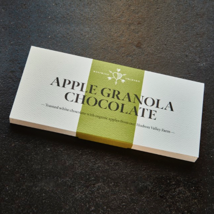 Westwind Orchard Apple Granola Chocolate Bar - Chocolate - Shop Nectar