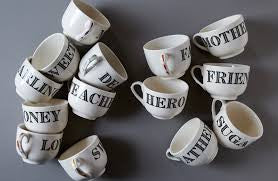 Sir Madam Endearment Mugs - Mugs - Shop Nectar - 1