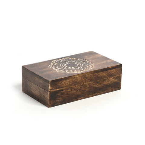 Fair Trade Wooden Mandala Soap Set - Bar Soaps - Shop Nectar - 2