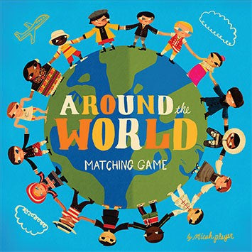 Around the World Matching Game - Games - Shop Nectar