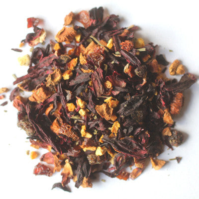 Organic Black Currant Tisane Loose Leaf Tea - coffee-teaware, Divinitea, Gift, herbal tea, kitchen-dining, loose-leaf-tea, non-caffeinated, organic, Staff Picks : Sweets & Savories, sweets-savories, tea, tisane