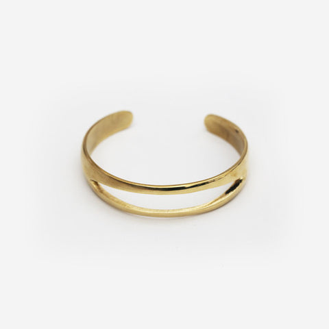 Meyelo Cami Bangle - accessories, bohemian-chic, Boho Chic, bone, bracelets, bracelets-bangles-cuffs, brass, clean-water, day, Eco, eco-friendly, education, fair trade jewelry, fair-trade, gift, gifts, gifts-for-her, handmade, her, jewelry, Lion, Meyelo, mothers, Necklace, supporting-women