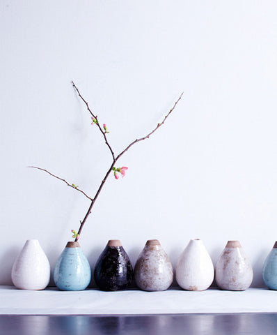 Canvas Home Drop Bud Vases - accent-details, assorted-styles, Canvas Home, decor, vases, wedding-decor