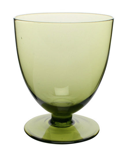 Canvas Home Broad Green Glass - Wine Glasses - Shop Nectar