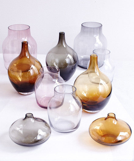 Canvas Home Marconti Glass Vases - Vases - Shop Nectar - 1