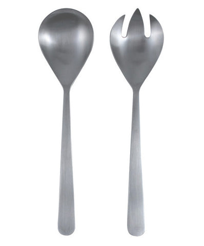 Canvas Home Oslo Salad Servers - Serving Utensils - Shop Nectar - 2