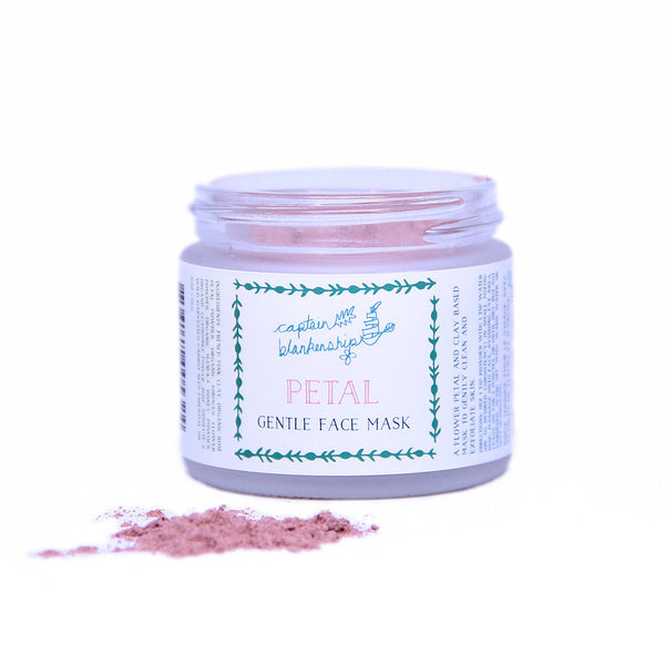 Captain Blankenship Organic Petal Face Mask - Face Creams - Shop Nectar
