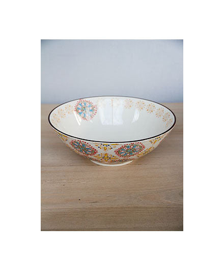 Chehoma Large Serving Bohemian Bowls - Serving Bowls - Shop Nectar