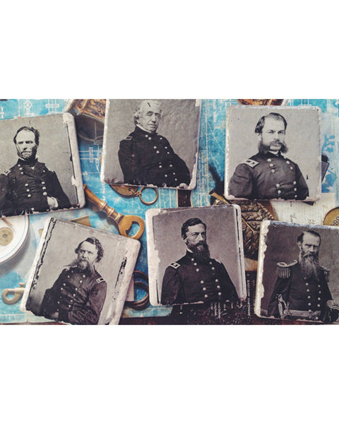 Civil War Coasters - Drink Coasters - Shop Nectar - 1