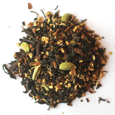 "Organic ""Coconut Crème Chai"" Loose Leaf Tea - caffeinated, Chai, Coconut, coffee-teaware, Cream, Divinitea, Gift, gifts-for-the-occasion, kitchen-dining, loose-leaf-tea, organic, Staff Picks : Sweets & Savories, sweets-savories, tea"