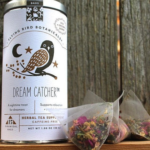 Flying Bird Botanicals Dream Catcher Tea - Bagged Tea - Shop Nectar - 2