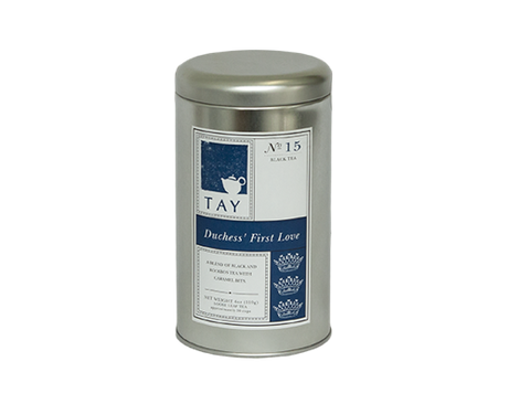 "Tay Tea ""Dutchess' First Love"" Loose Leaf Blend - assorted-styles, black tea, caffeinated, coffee-teaware, kitchen-dining, loose-leaf-tea, organic, sweets-savories, Tay Tea, tea"