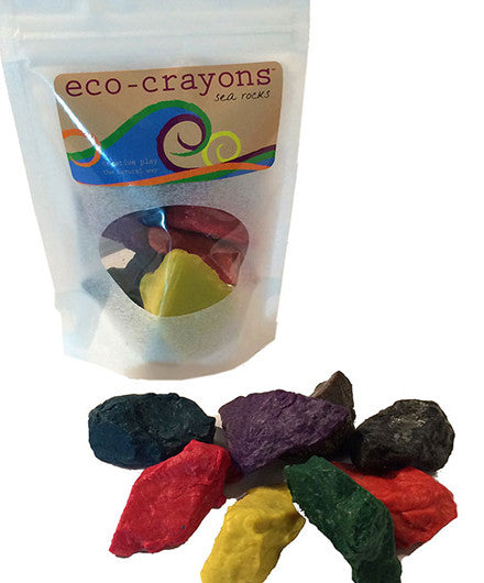 Eco Kids Organic Crayons - american-made, crayons, Eco Kids, green, organic, Sustainable