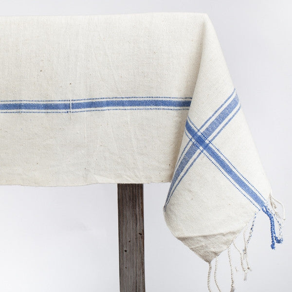Fair Trade Hatch Tablecloth - Tablecloths - Shop Nectar - 1
