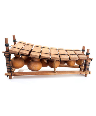 Fair Trade Ghanaian Balaphone Percussion Xylophone - fair-trade, gifts-for-him, gifts-for-the-occasion, instrument, music, music-instruments, recycled, xylophones