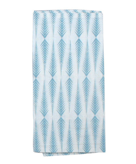 Canvas Home Feather Tea Towel - Hand Towels - Shop Nectar - 1