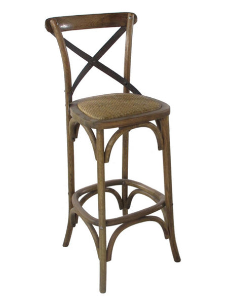 French Bistro Bar Stools Shop Nectar