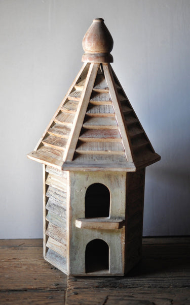 Wooden Bird House