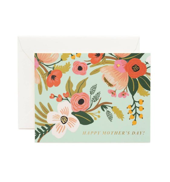 Rifle Paper Co. Floral Mother's Day Card - Greeting Cards - Shop Nectar - 1