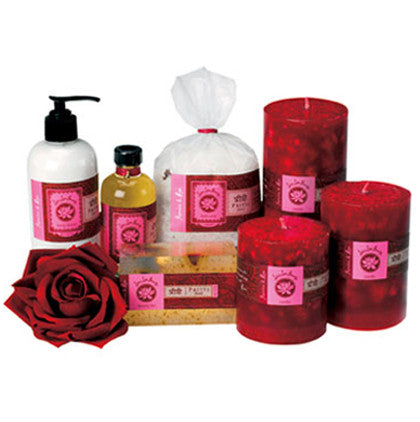 Lotus Love Beauty Pritti Jasmine & Rose Bath Collection - Gift Sets - Shop Nectar - 2
