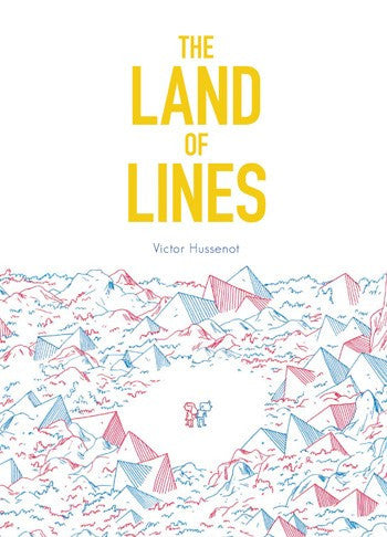 The Land of Lines - early-learning-books, kids-books