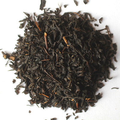 Lapsang Souchong Loose Leaf Tea - black tea, caffeinated, coffee-teaware, Divinitea, Gift, kitchen-dining, loose-leaf-tea, Staff Picks : Sweets & Savories, sweets-savories, tea