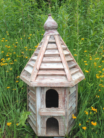 Large Wooden Bird Houses - Bird Houses - Shop Nectar - 1