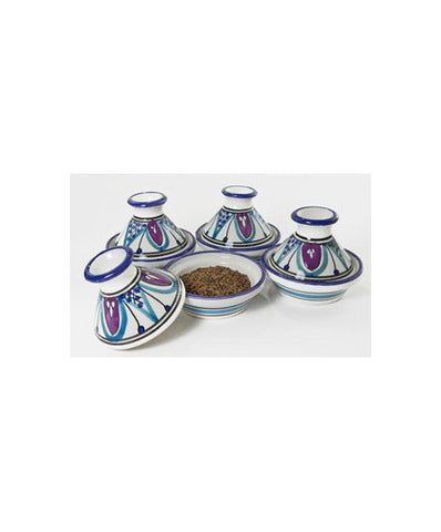 Tunisian Malika Dishware Collection - Dishware Sets - Shop Nectar - 15