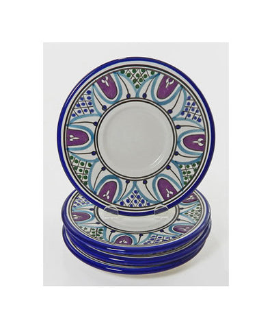 Tunisian Malika Dishware Collection - Dishware Sets - Shop Nectar - 30