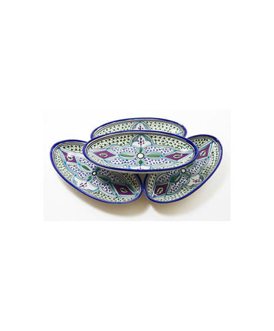 Tunisian Malika Dishware Collection - Dishware Sets - Shop Nectar - 12