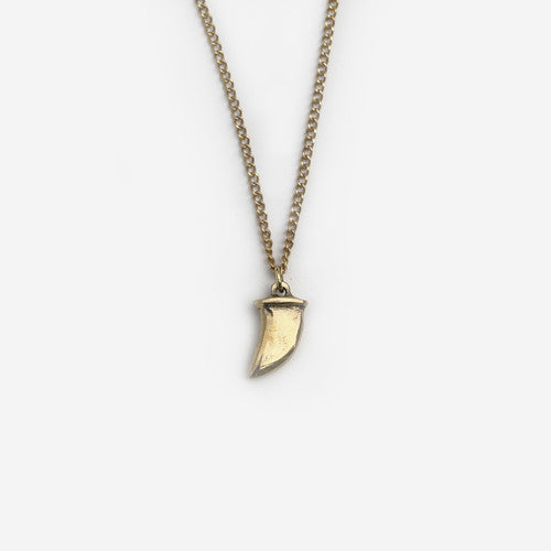 Meyelo Lion Claw Necklace - Necklaces - Shop Nectar